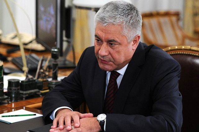 Колокольцев: МВД не интересует тайна переписки россиян в мессенджерах