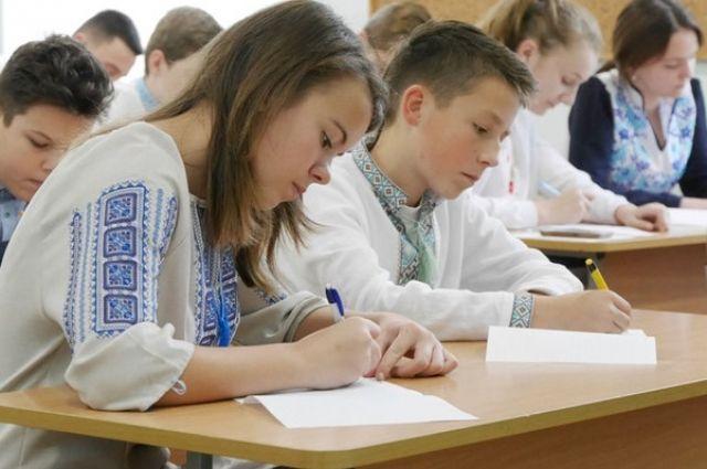 В Украине пишут радиодиктант национального единства