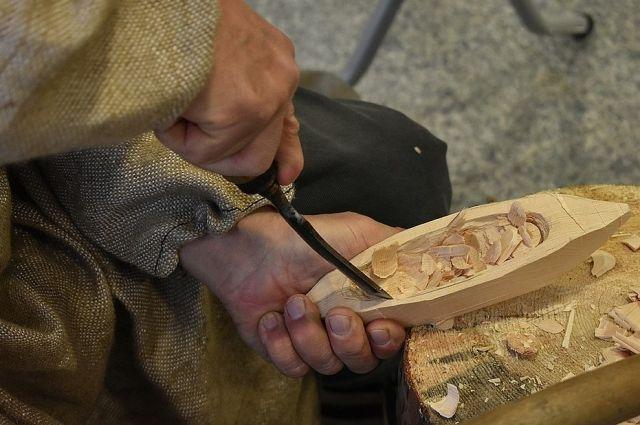 В Тюмени назвали лучших мастеров народных промыслов