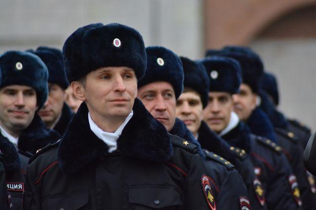 10 ноября - День сотрудников внутренних дел.