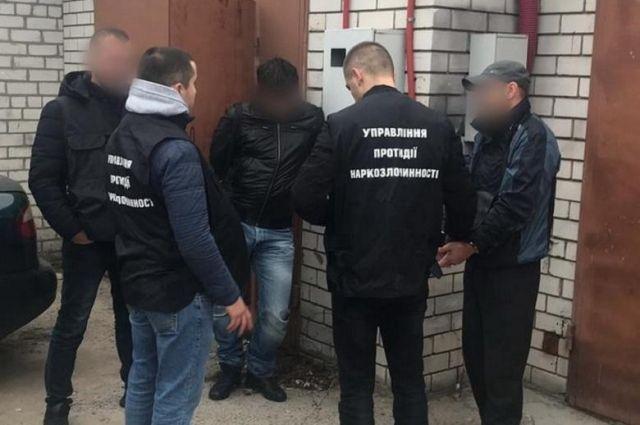 В Киеве наркоторговцы вырастили в теплицах марихуану на два миллиона гривен