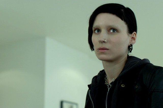«Девушка с татуировкой дракона».