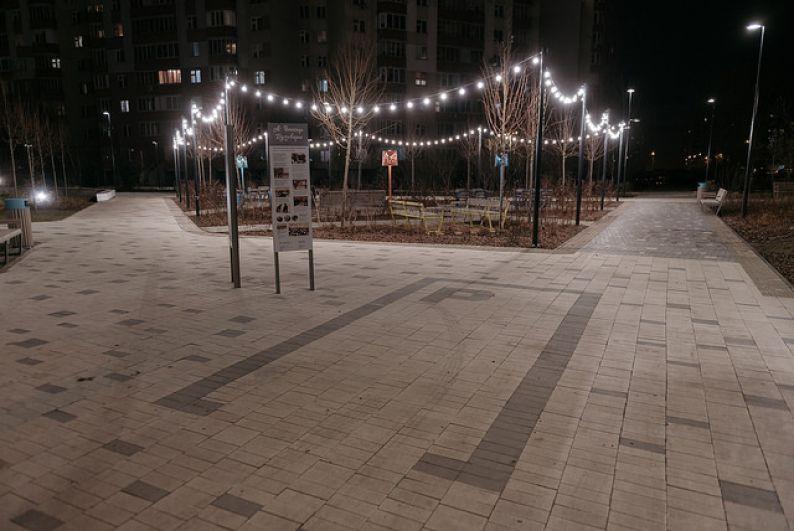 В разработке проекта активное участие принимали местные жители, профильные специалисты и городские службы.