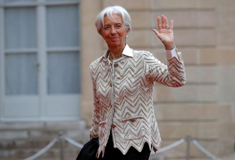 Глава МВФ Кристин Лагард.