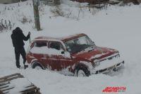 Автолюбитель не справился с управлением.