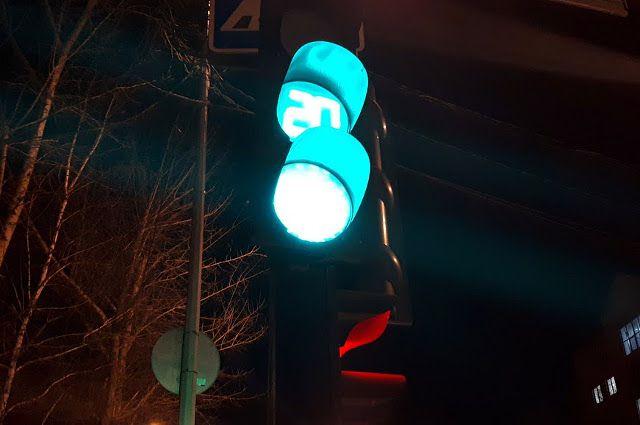 12 ноября в Тюмени отключат три светофора