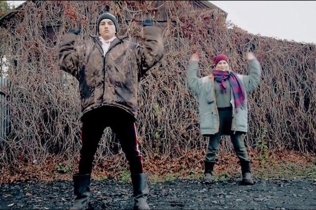 Тюменская версия видеоклипа на хит Skibidi набирает популярность