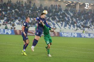 Игра прошла на «Стадионе Калининград» в присутствии 4156 зрителей.