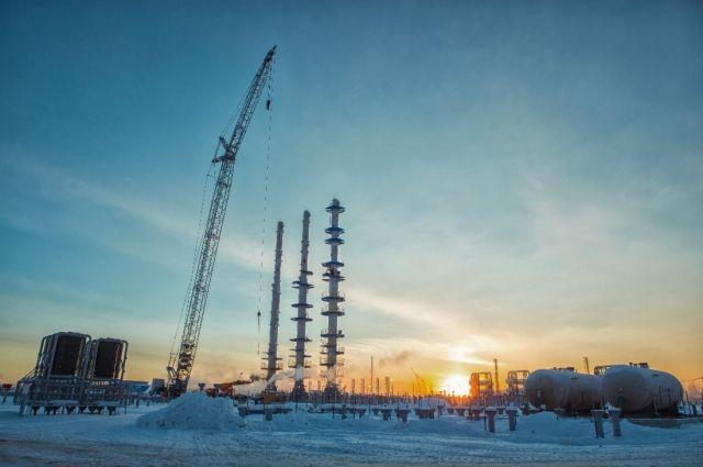 Сварено и уложено 2064 км труб на участке газопровода «Сила Сибири».