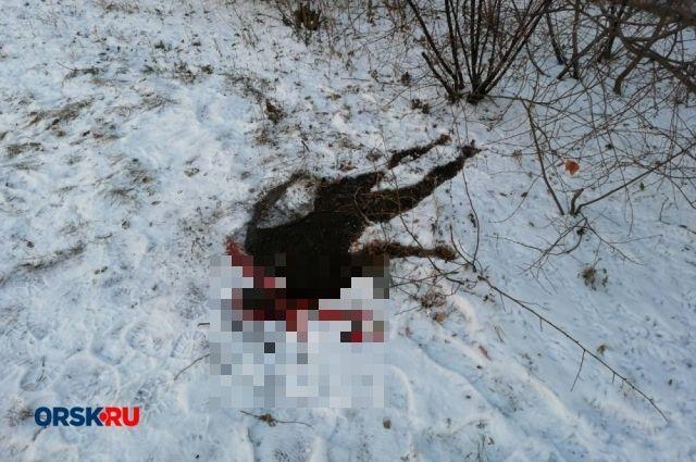 В Орске разбился, упав  с высоты, 81-летний мужчина