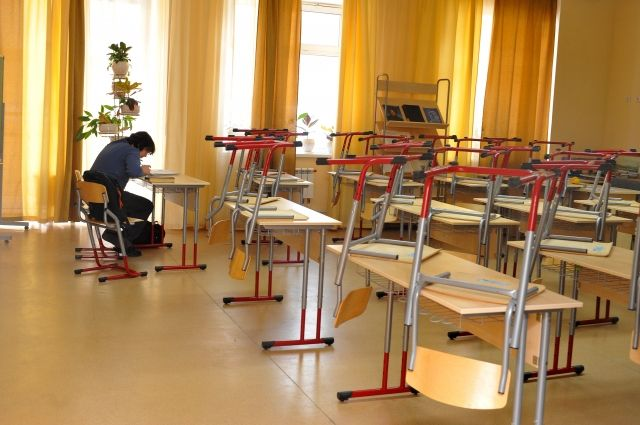 В Черкасской области школы вынужденно переходят на дистанционное обучение