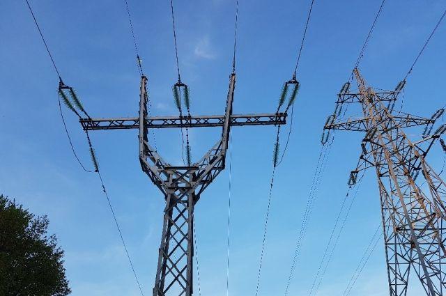 Тысячи должников остались без электричества.