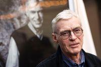 Борис Щербаков на открытии выставочного проекта «Легенды нашего кино