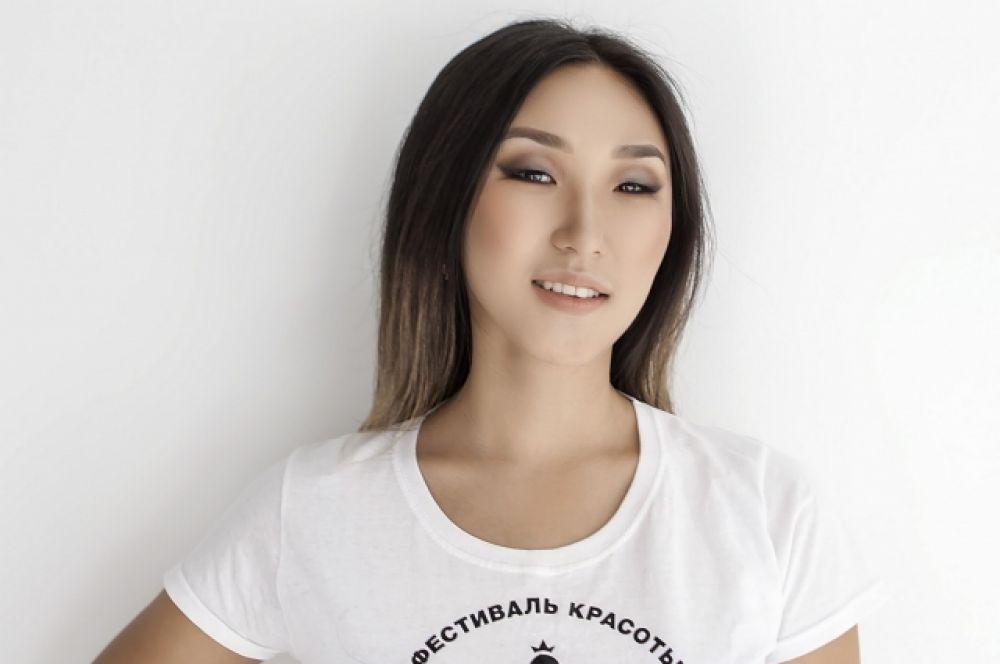 №2 Долсон Дашидымбрылова
