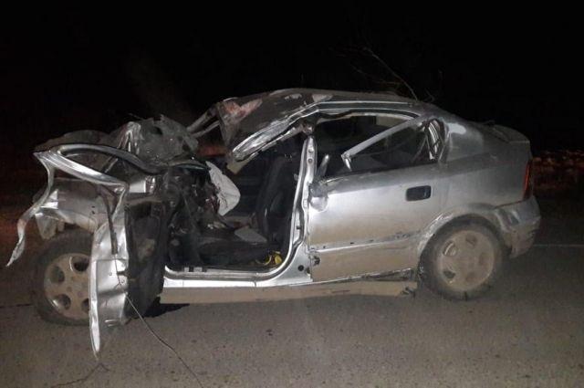 ДТП произошло напротив дома № 123 на улице Нефтяников в Можге.
