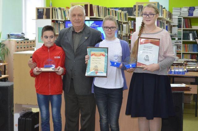 В Тюмени подвели итоги конкурса «Гришинские проталины-2018»