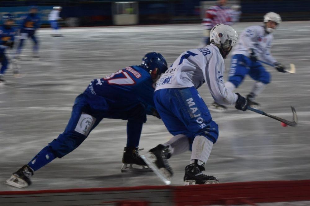Алексей Прокашев забил в этом матче первый гол в карьере.