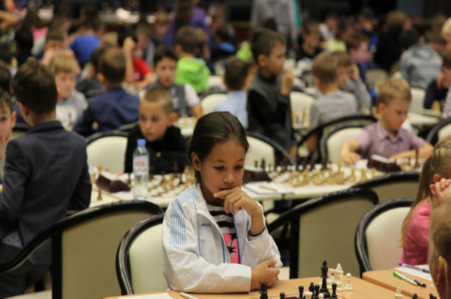 Четыре призовых места завоевали юные ямальские шахматисты