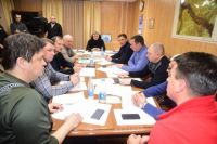 После коммунальной аварии Газ-Сале посетил замгубернатора ЯНАО