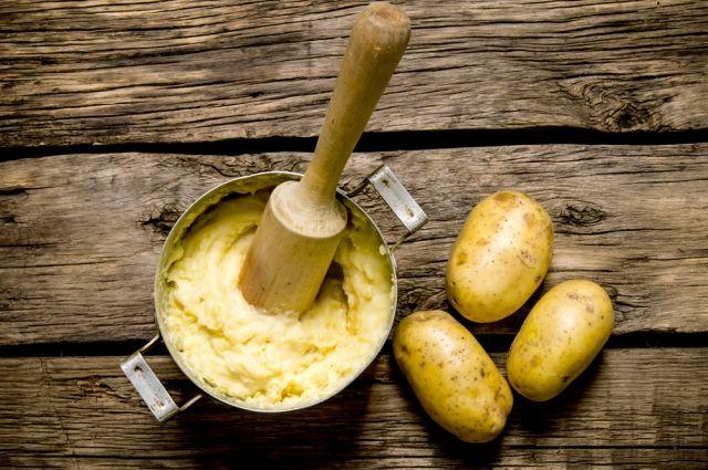 Как сделать компресс из картошки при боли в спине?