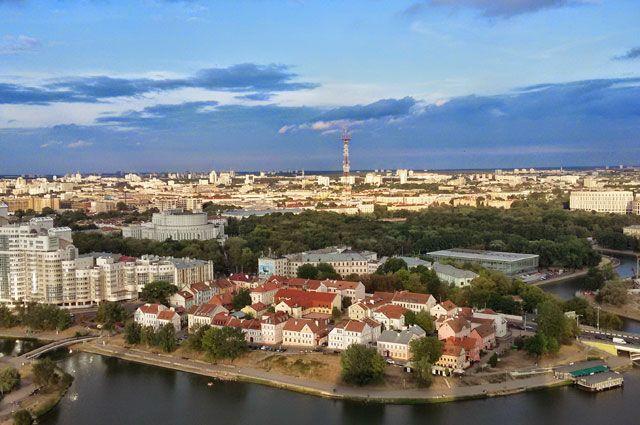 Беларусь планирует при помощи Украины стать «морским государством»