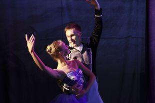 Театр музкомедии в Барнауле