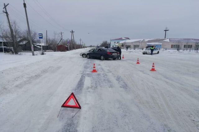 Всего зарегистрировано шесть аварий с пострадавшими.