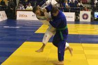 Тюменские дзюдоисты успешно выступили на международном турнире