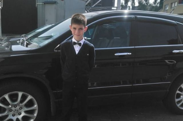 В Балтийске ищут не вернувшегося из школы 11-летнего Рому Лазарева.