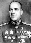 Именем Маршала Советского Союза Георгия Константиновича Жукова могут назвать сразу четыре аэропорта: московский аэропорт «Домодедово», аэропорты «Волгоград», «Калуга», «Екатеринбург (Кольцово)».