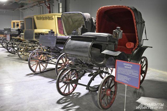Кареты, ретроавтомобили, исторические костюмы и другой реквизит «Мосфильма» можно увидеть в Музее киноконцерна.