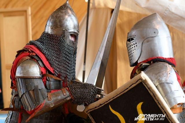 В Оренбурге состоится турнир по историческому фехтованию «Путь воина».