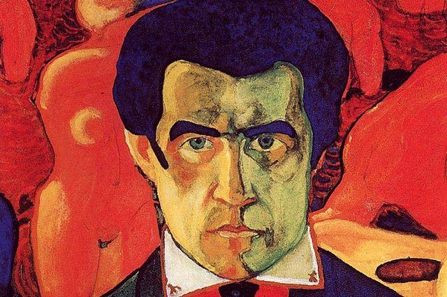 Наследие Малевича - это не только его картины, но и рисунки.