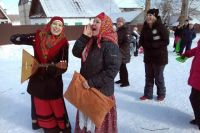 В Кощакове сейчас широко празднуют Рождество и Троицу.