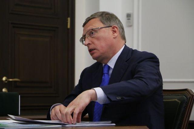 Александр Бурков назначил нового руководителя ГЖИ