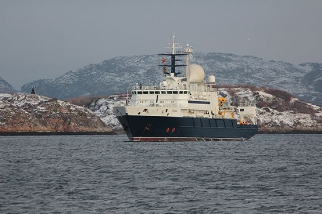 Сообщение о крушении судна поступили 9 ноября.