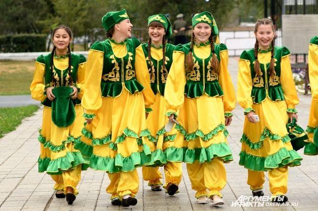 В Оренбурге во второй раз  отметят  День народов Оренбуржья