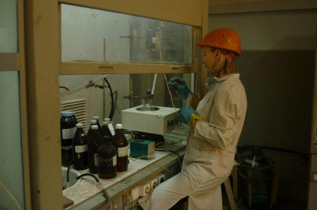 «Ангара-Реактив» выпускает более 300 наименований «малой химии».