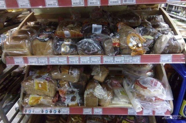 Только три сорта хлеба попали в список социально-значимых.