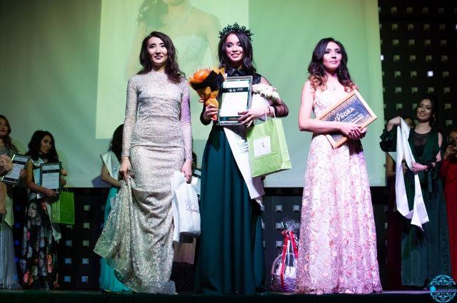 В Омске выбрали победительницу казахского конкурса красоты «Ару кыз»