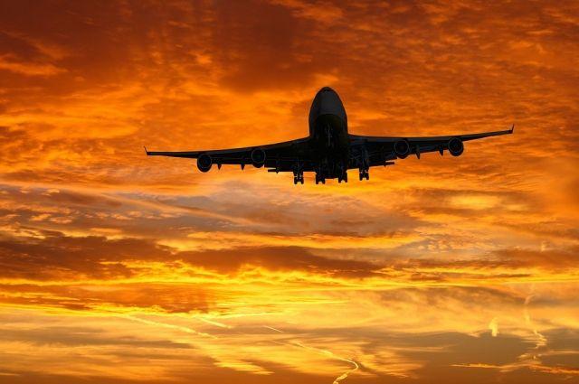 Дважды в неделю чартерная компания  станет летать в Китай