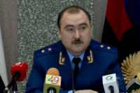 Владимир Фалеев из отпуска отправился сразу на пенсию.