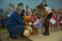 В Центре внешкольной работы «Пашинский» прошло первенство по художественной гимнастике