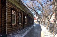 Зима в Барнауле