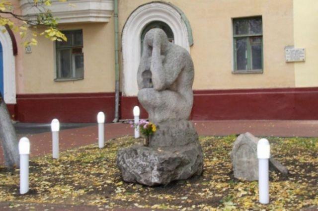Памятник жертвам политических репрессий «Покаяние» находится на ул. Московской в Пензе.