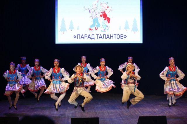 Тюменцы могут принять участие в конкурсе талантов