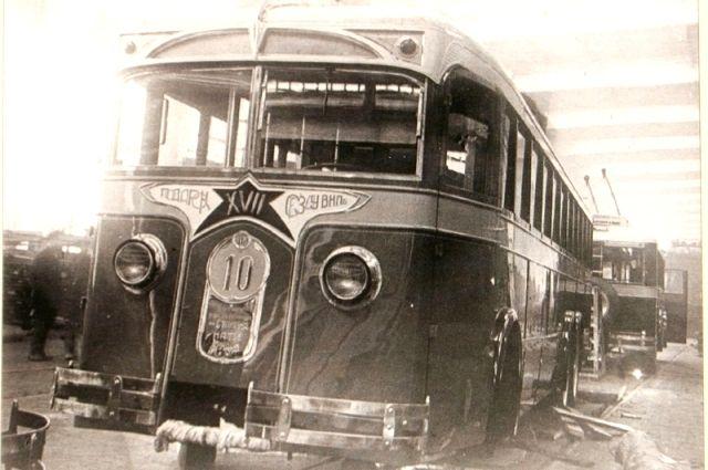 Эволюция московских троллейбусов