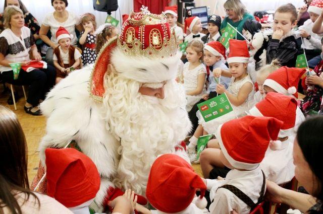 Тюменцы встретятся с Дедом Морозом из Великого Устюга.