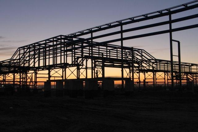 Газоизмерительная станция (ГИС) на границе, в селе Верхнеблаговещенское, предназначена для измерения качества и объема газа.