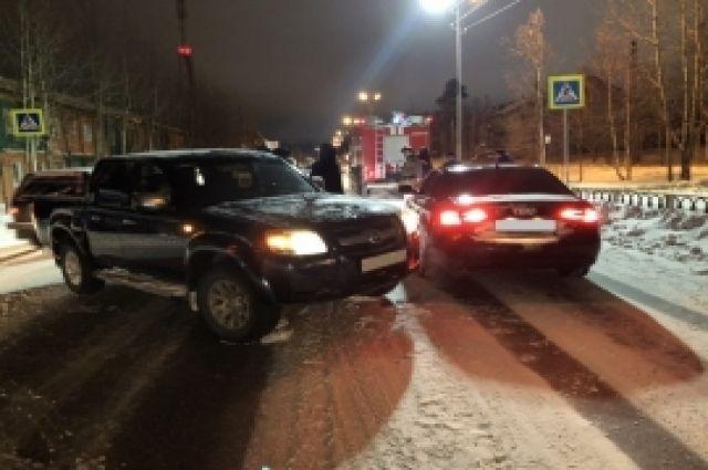 Всего 14 ноября в Хабаровском крае зарегистрировано 5 ДТП с пострадавшими.